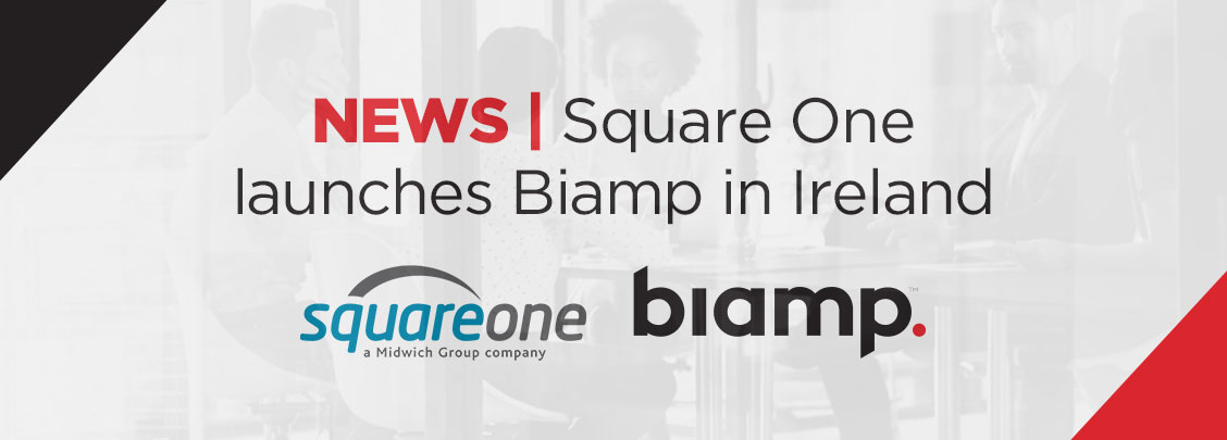 Biamp Square One launch