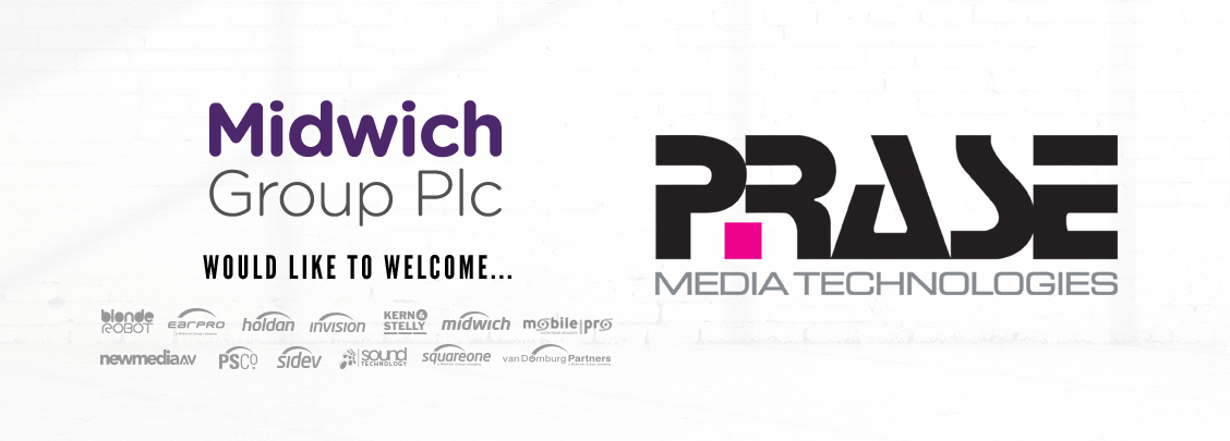 Midwich Group PLC welcomes Prase Engineering